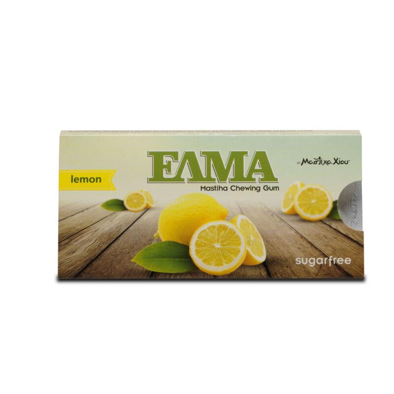 Masticha rágó, citrom ízű