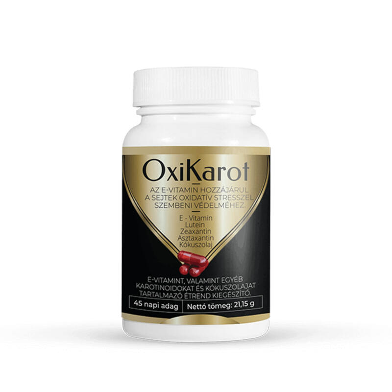 Oxikarot kapszula 45 db-os