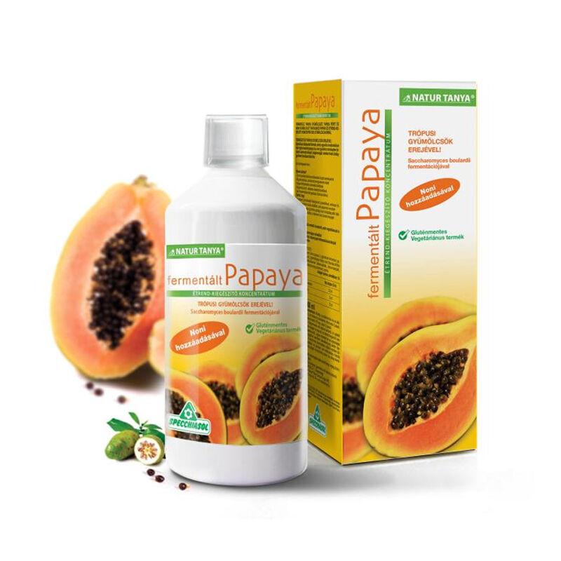 Fermentált papaya koncentrátum nonival 500 ml