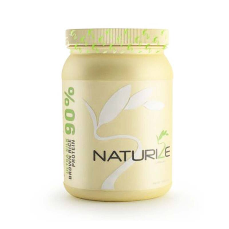 Naturize  barnarizs fehérje 85% natúr 816g