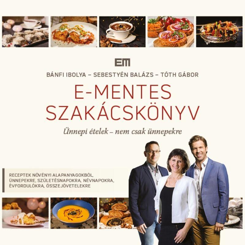E-mentes szakácskönyv