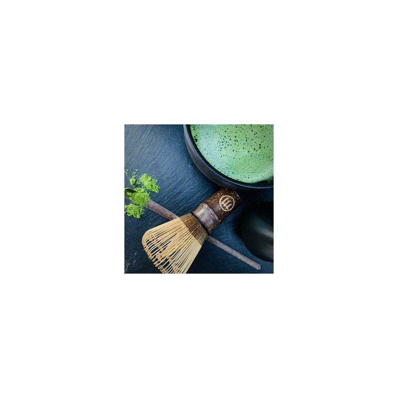 Chasen - Bambusz teakeverő ecset
