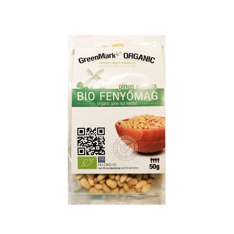 Fenyőmag, bio, 50 g