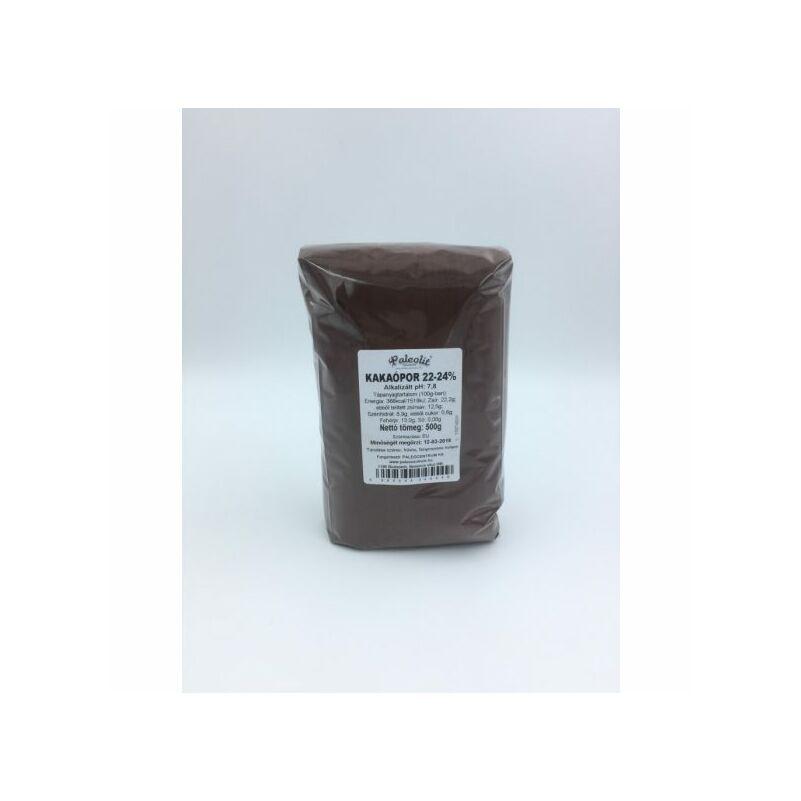 Kakaópor 22-24% holland 500 g