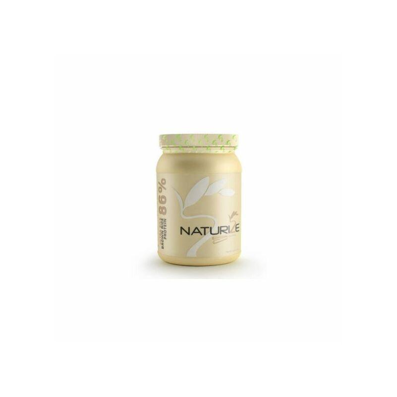 Naturize ULTRA SILK fahéjas barnarizs fehérje 86% 620 g