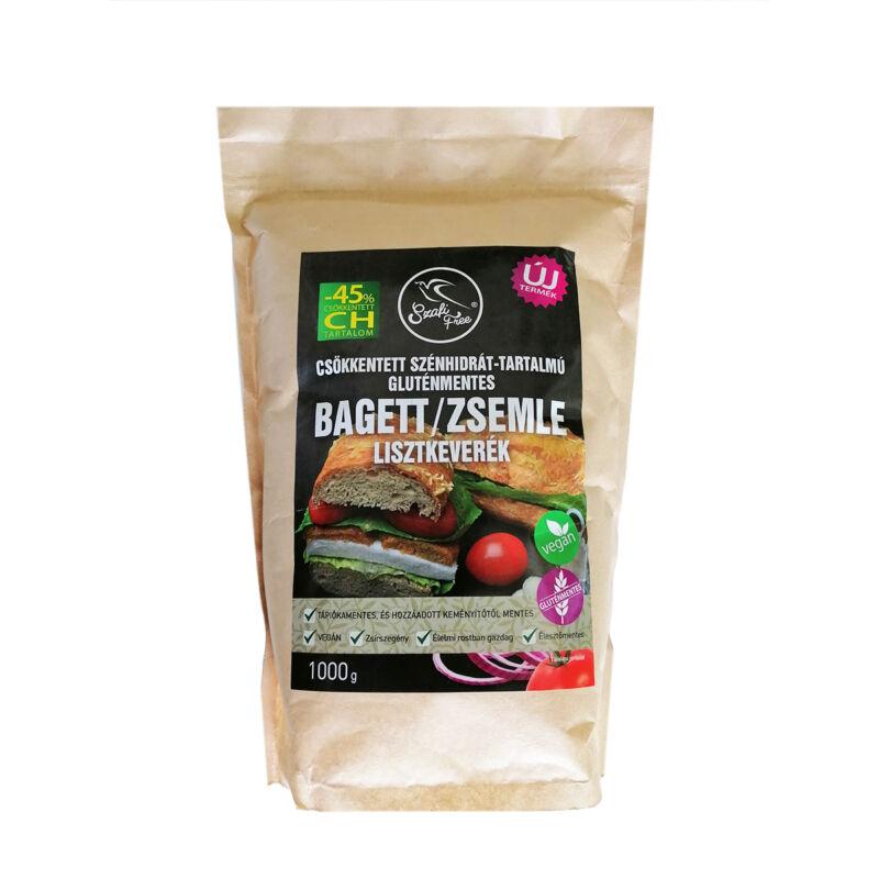 Szafi bagett/zsemle lisztkeverék 1000 g