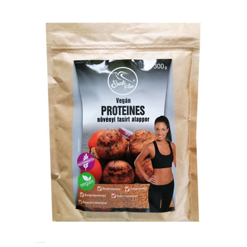 Szafi Free Vegán proteines növényi fasírt alappor (gluténmentes) 300g