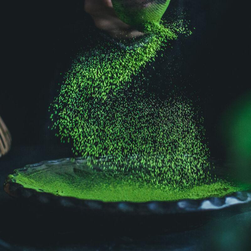 matcha tea szita