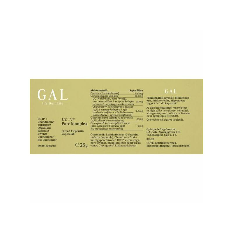 GAL UCII Porc-komplex 30 g