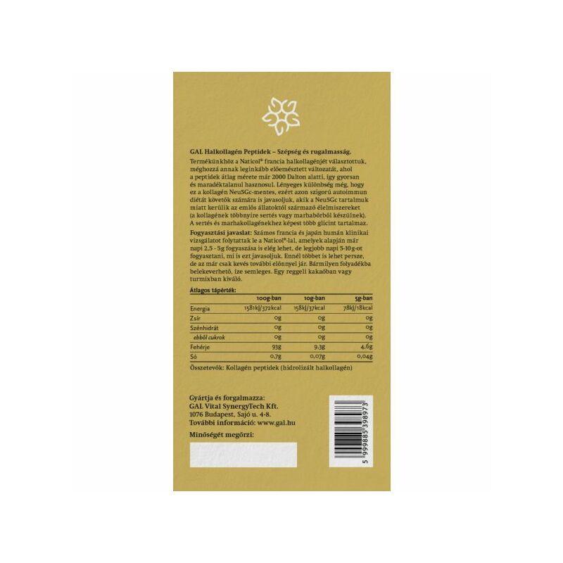 GAL Halkollagén peptidek 150 g