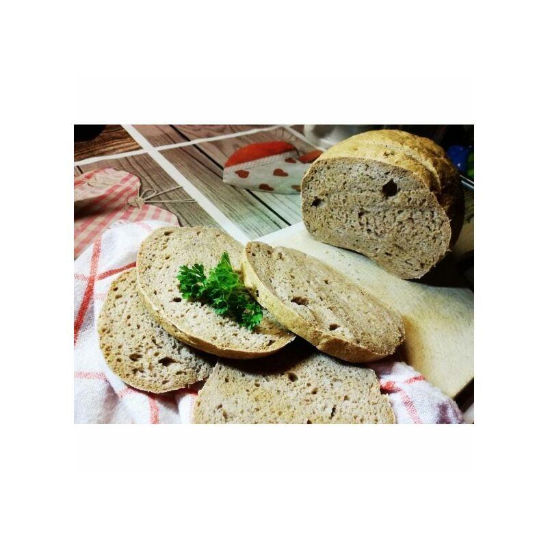 Valódi barna kenyér lisztkeverék 235g